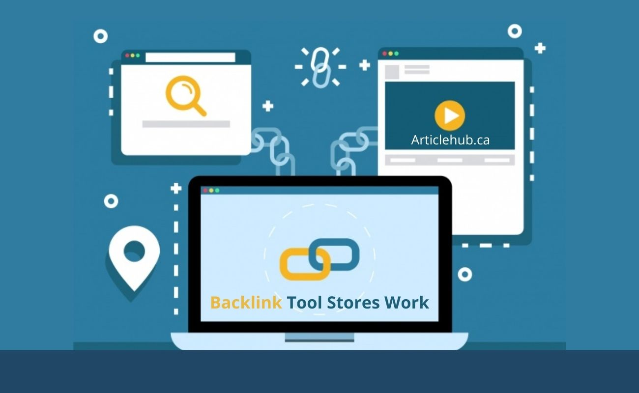 Overview of how different backlink tool stores work